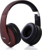 KIDA Bluetooth Koptelefoon Z-84 - Red Wine_