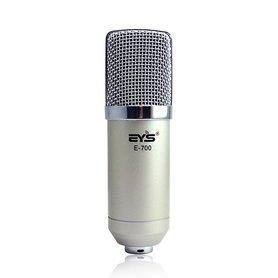 Studio condensator microfoon
