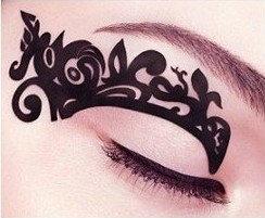 Eyeliner oogtattoo EB004