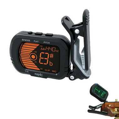 Musedo T-40 Clip-On Tuner