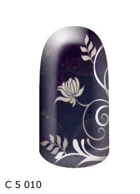 bloem paars