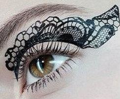 Eyeliner oogtattoo EB003
