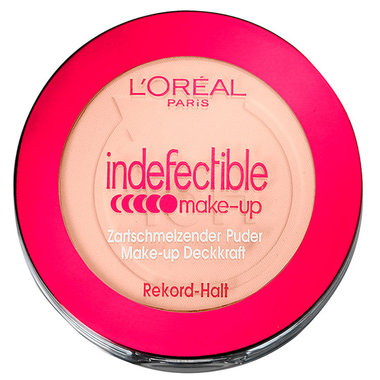 L'oréal Indefectible Compact Powder Rose Beige 145