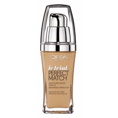 L'oreal True Match Golden Sand D5 W5