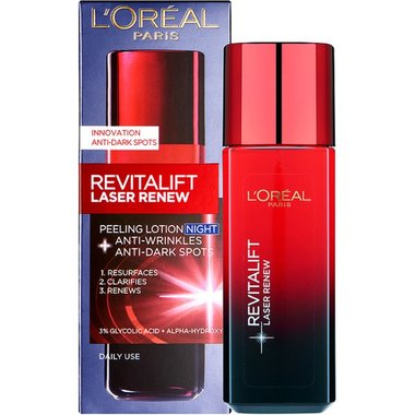 L'Oréal Revitalift Laser X3 Peeling Lotion Night 125ml.