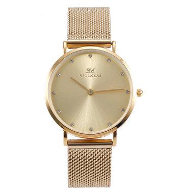 Bellmers Horloge 15148 Goud RVS