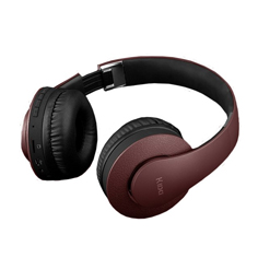 KIDA Bluetooth Koptelefoon Z-84 - Red Wine
