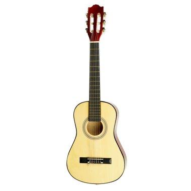 """Áengus Klassieke 30"""" gitaar 1/2 kindergitaar - naturel"""