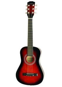 """Áengus Western 30"""" gitaar 1/2 kindergitaar – 76 cm - RedBurst"""